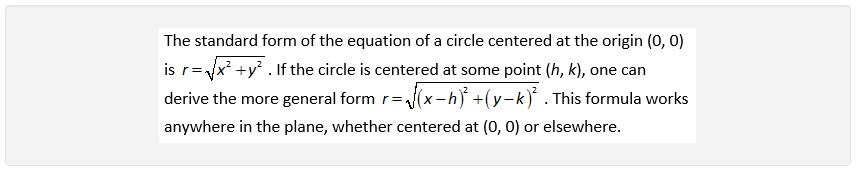همان پاراگراف با فاصله دقیق 17. فاصله بین خطوط یکسان است اما معادله دوم کامل نشان داده نمی شود