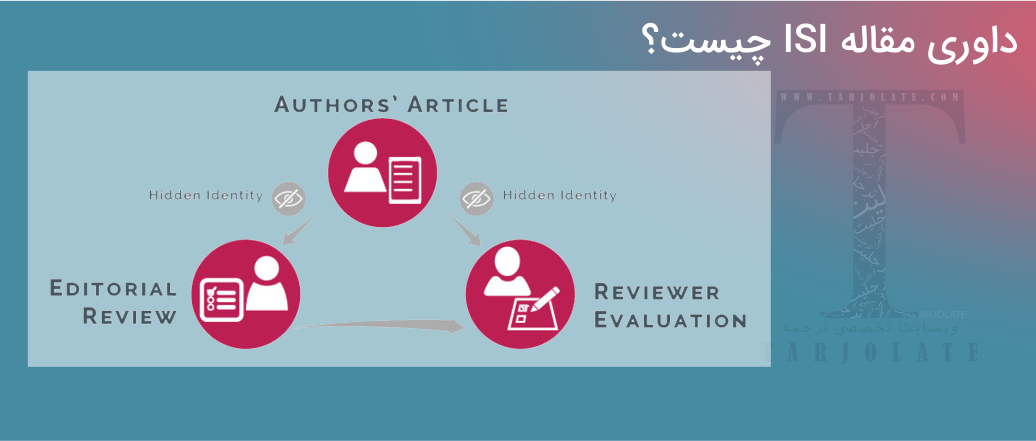 داوری یا peer review چیست؟