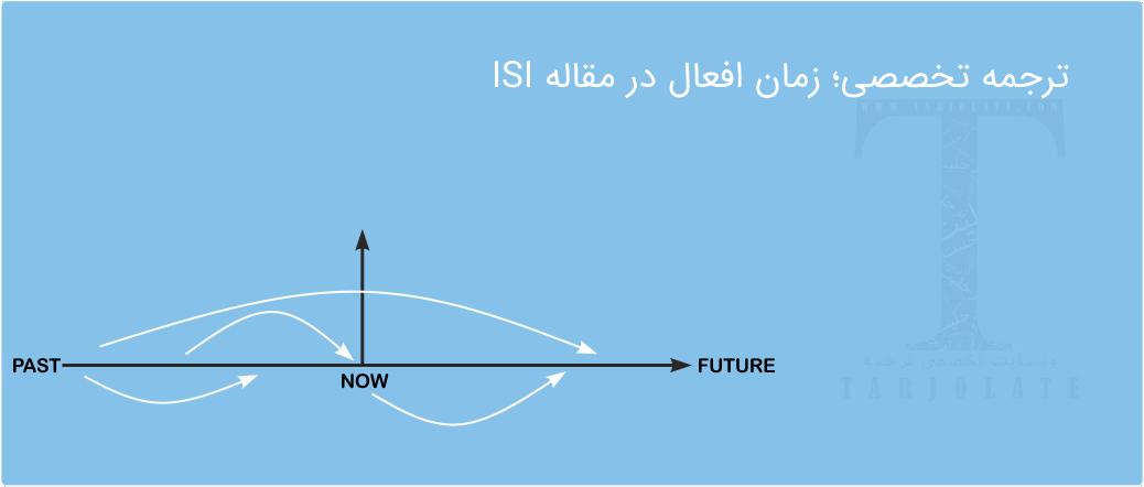 ترجمه تخصصی؛ زمان افعال در مقاله ISI